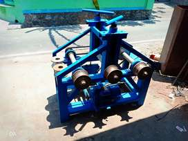 Mesin roll hollow roll pipa