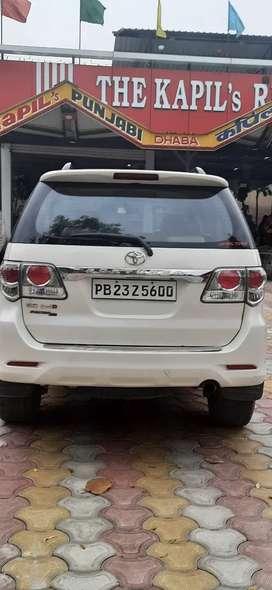 Toyota Fortuner 2013 Diesel Good Condition
