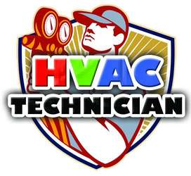 HVAC(HEATING VENTILATION AND AIR CONDITIONING) TECHNICIAN