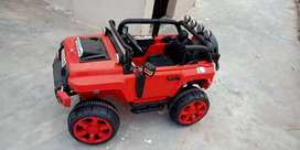 Children jeep