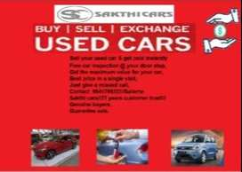 Buying used cars for reasonable price