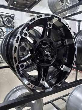 Tersedia Velg NATAI hsr Ring16x8 hilux Triton Pajero fortuner