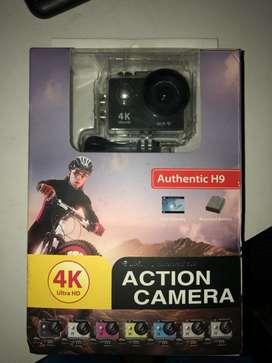 Action camera , Go pro
