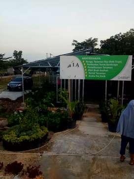Take Over Usaha Taman Bunga
