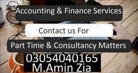 Accounting & Finance Services