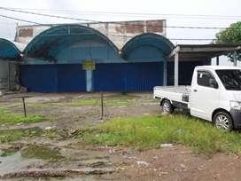 JUAL CEPAT Tanah dan Bangunan pinggir Jalan Raya Loceret Nganjuk