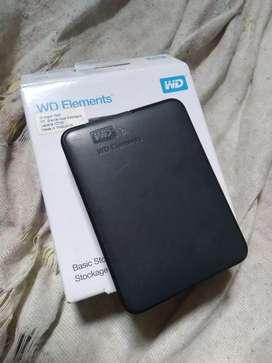 Hardisk eksternal WD 2tb