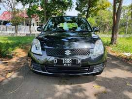 DIJUAL SWIFT ST AT 2010 BLACK