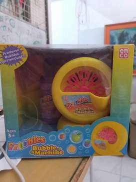 Froobles bubble machine