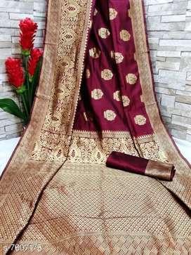 Banarasi art silk