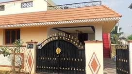 2bhk villa type near voilet matriculation school G N mills
