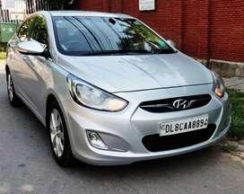 Hyundai Verna Fluidic 1.6 VTVT SX, 2013, Petrol