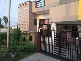 A very beautiful 2 bhk corner Villa available in  rent
