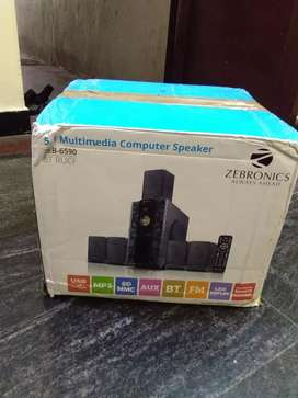 Zepronic home theater system 5.1