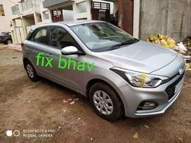 I 20 sports single hand drive 5000 km run in cng touch screen tv