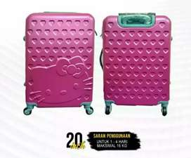 """Cantik banget koper 20""""-24"""""""
