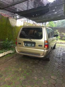 Panther Ls 2001 a/t top kondisi