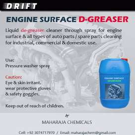 """""""""""ENGINE SURFACE D-GREASER"""""""""""