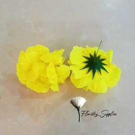 Bunga suyok Warna kuning terang - Usaha Papan bunga - Merangkai papan