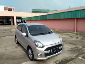Harga Cash Km 50Ribuan|Daihatsu Ayla 2015 Tipe X Automatic Tgn Pertama