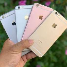 DItoko Bisa TT/CC Second iPhone 6S [64GB] EX INTER Original Apple