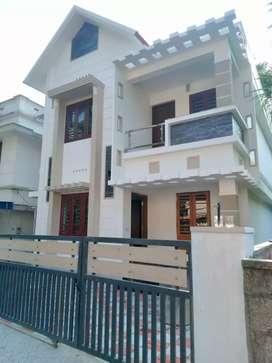 3 bhk 1500 sqft new build beautiful house at edapally varapuzha area