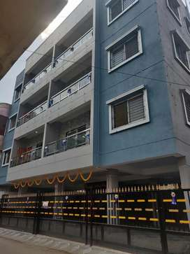 2 BHK flat for rent with car parking