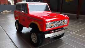 rc. Tamiya CC 01 Ford Bronco