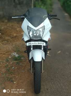 2012 model hero Honda Karizma