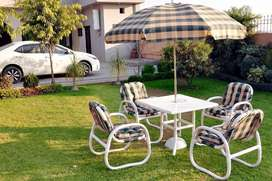 Outdoor PVC chair