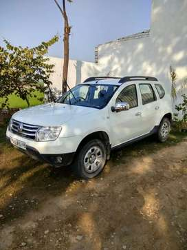 DUSTER 85BHP REX (0) WHITE FIRST OWNER