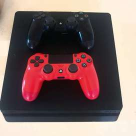 Best Condition Ps4 500 gb with 2 remotes For 34,999only..