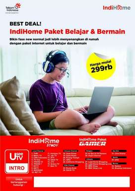 Wifi Internet IndiHome Solo