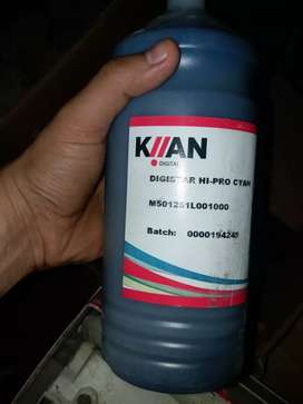 kiian sublimation ink.(phn Number in bio) ( Read disription carefuly )