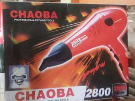 Chaoba hair dryer 2000 whatts