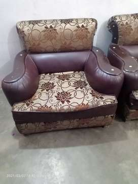 1 2 3 seater decent style sofa set
