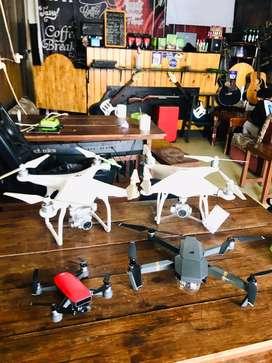 Sewa Drone Profesional