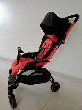 Jual Stroller Anak Coco Latte