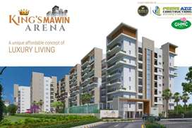 3 and 4 BHK  luxury Flats for sale