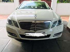 Mercedes-Benz E 200 2011 Excellent Condition, Done - 12358kms