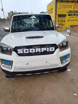 Excellent condition Scorpio