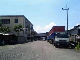 Dijual Pabrik Kayu, Jl.Mayjend Sungkono, Gresik, Siap Pakai, Lt 3,1Ha.