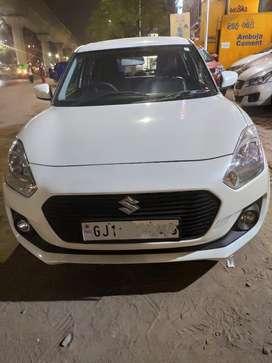 Maruti Suzuki Swift ZXi 1.2 BS-IV, 2019, Petrol