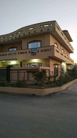 New Corner House for Rent in G-13- Flat 30% DISCOUNT