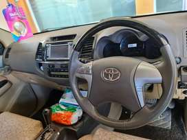 Toyota Fortuner 2.7 G A/T Lux TRD 2012