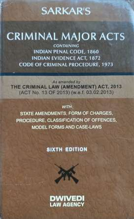 A Package Of 8 LAW Books At Discounted Rate
