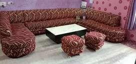 12 seater 4 set sofa