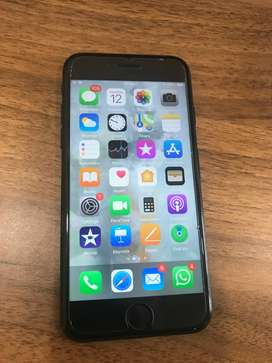iPhone 7 128 GB Jet Black in Excellent Condition