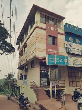 130 Sft Office space available for rent near Bajpe Busstand