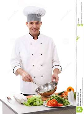 Hiring for Indian/Continental/South India Cook Salary – 18000 to 35000